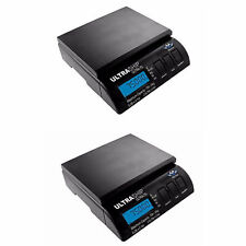 My Weigh Ultraship 75 Lb Ultra75 Electronic Digital Shipping Scales 2 Pack