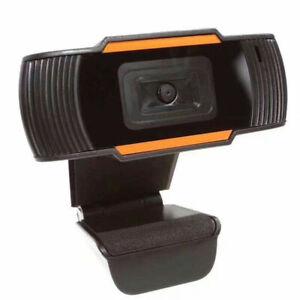 WEBCAM  FULL HD  PC con microfono per  skype e per  smartworking
