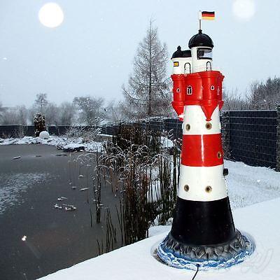 Leuchtturm Bremerhaven Deutschland,10,5 cm Poly Modell,neu,maritime Kollektion