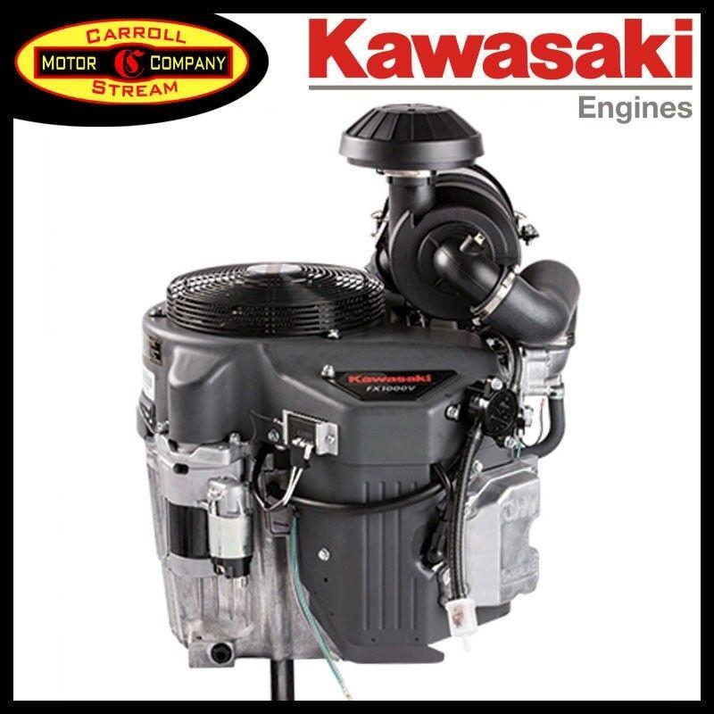 Kawasaki 35 HP FXT00V S08 Vertical Shaft Gas Engine Toro Exmark Dixie Chopper