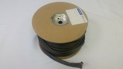 "HEXCEL AS4C 12K TOW 5 YARDS A/&P 2/"" BRAIDED CARBON FIBER SLEEVE"