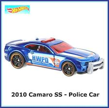 BLUE '10 Camaro SS. Police Highway Patrol. 2016 HW Rescue 1/5. DHX71. New!