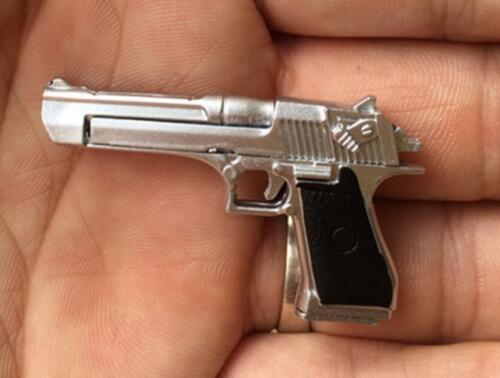 """1//6 IMI Desert Eagle Pistol For Commando Arnold Model Gun For 12/"""" Action Figure"""