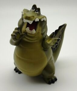 Détails Sur Figurine Walt Disney La Princesse Et La Grenouille Figurine Crocodile Louis