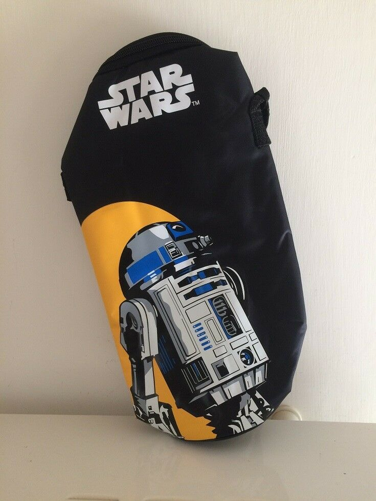 Star WARS MANIA 14 bottle holder thermal r2d2 Edition Panorama deagostini
