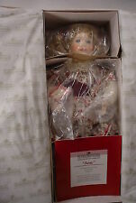 Ashton Drake Galleries Collectable  Doll  AMY Little Woman  HD