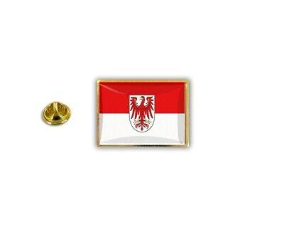 pins pin badge pin/'s metal epoxy flag germany german brandenburg