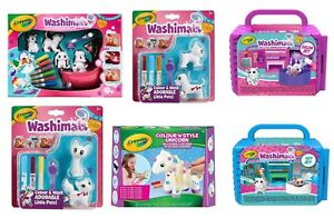 Crayola-Creative-Toys-washimals-chats-chiens-Saloon-vet-playset-LICORNE
