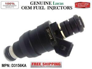 OEM  LUCAS D3156KA  FUEL INJECTOR  FOR 1993-1996 JAGUAR XJS 4.0L  SET OF 6