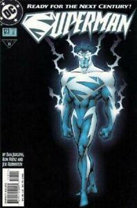 Superman-Vol-2-123-VFN-VyFne-Plus-CoverB-DC-Comics-ORIG-US