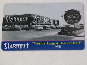 Stardust-Hotel-y-Casino-Worlds-mas-Grande-Resort-Hotel-Room-Llaves-Tarjeta-1958