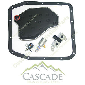 Transmission Solenoid Service Kit 4R70W 98 03 Shift Tcc
