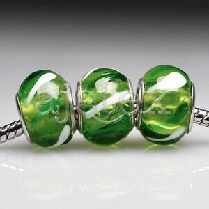 5pcs-Hot-Silver-Murano-Glass-Lampwork-Beads-Fit-European-Bracelet-LB0092