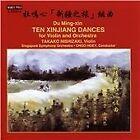 Du Ming-Xin Du Ming-Xin - Du Ming-xin: Ten Xinjiang Dances (2015)