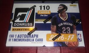 2016-17-PANINI-Donruss-Basketball-10-Pack-Blaster-Box-1-hit-av-Ben-Simmons