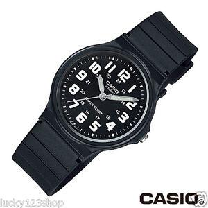 f06afb44b MQ-71-1B Black White Casio Watches Unisex Resin Band New Model ...