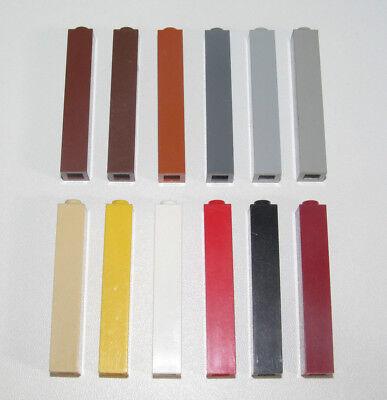 Lego ® Brique Poteau Poutre Pillier 1x2x5 Brick Pillar Choose Color ref 2454