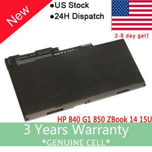 Battery-CM03XL-For-HP-EliteBook-840-G1-HSTNN-IB4R-717375-717376-001-E7U24AA-FNTY