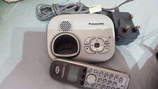 Panasonic KX-TG7321 KX-TG7321E Cordless DECT Phone with Answering Machine tested