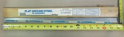 AISI Type O1 Tool Steel Oil Hardening Flat S... Made in USA 18 x 4 x 5//16 Inch