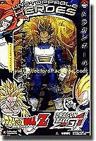Dragonball Z S7 (Unstoppable (Unstoppable (Unstoppable Heroes) Movie Collection 9  Action Figure Ss Vegeta f08f84