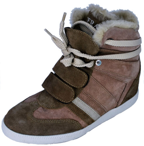 Light Sneaker Zeppa Woman Marrone Brown Scarpa Chiaro Serafini Donna n0f71d7Cwq