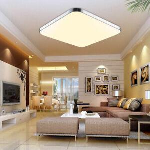 Details zu 20W LED Deckenlampen Wohnzimmer Schlafzimmer Küchen Lampe  Energiesparlampen
