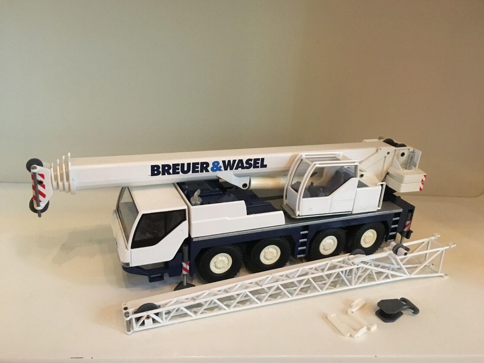 Liebherr LTM 1060 2 grue mobile  BREUER & WASEL  de Conrad 2094 1 50