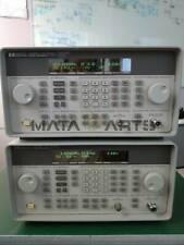 1pcs Hp Agilent 8648d Signal Generator 9 Khz To 4000 Mhz With Opt 1e20 1e5