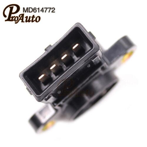 For 97-02 Mitsubishi 3.5L V6 1.8L 2.4L L4 TPS Throttle Position Sensor MD614772