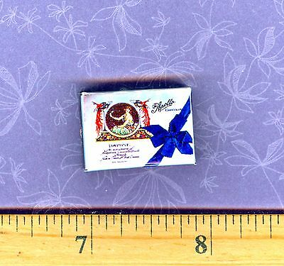 Dollhouse MINIATURE Size Licorice Candy Box