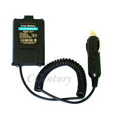 12V Radio Battery Eliminator For TYT TH-F8 Baofeng Radio UV-5R Plus UV-5RE Plus