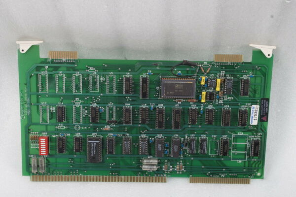 #0019 PCB BOARD ELECTRIC CARD NANOMETRICS I_O ASSY 8211-0142 REV. E #0019