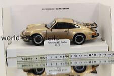 Welly MAP02493314  Porsche 911 930 Turbo 3.0 1975 cometdiamant 1:24  NEU in OVP
