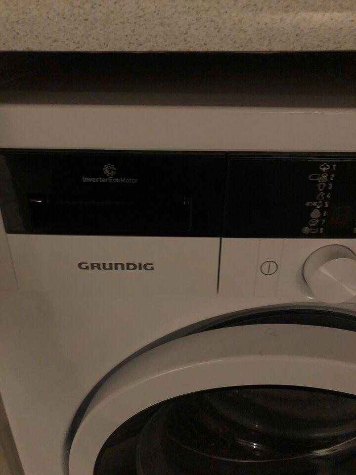 Andet mærke vaskemaskine, GWN37430, frontbetjent