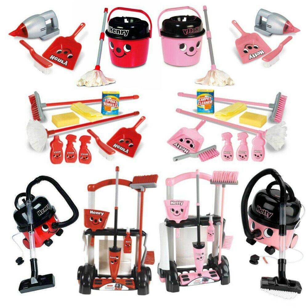 Casdon Pink Hetty Hoover Toy Vacuum