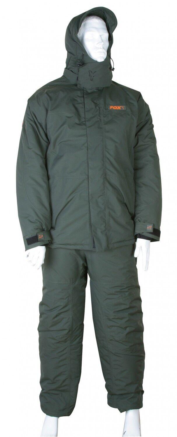 Fox Carp Carp Carp Winter Suit Thermoanzug (S, M, L, XL, XXL oder XXXL) fc7336