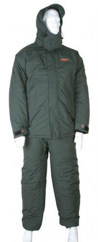 Fox Carp Winter Suit Thermoanzug S, M, L, XL, XXL oder XXXL Regenbekleidung Bekleidung