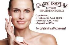 ARGIRELINE 55% MATRIXYL 3000 45% HYALURONIC ACID 100%ANTI WRINKLE FIRMING CREAM