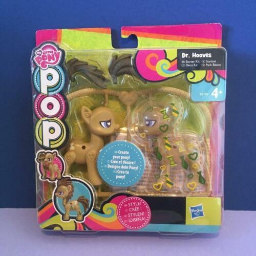 My Little Pony Friendship Is Magic POP Starter Kit Mix /& Match Toy Figure CHOOSE