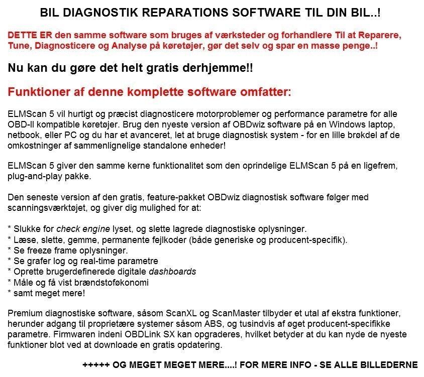 ELMScan 5 Compact, Universal Diagnostik