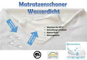 Matratzenschoner-Matratzenauflage-Matratzenschutz-Inkontinenz-wasserdicht-13-Gr