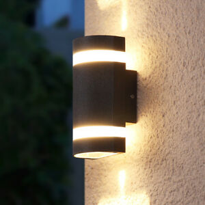 Image Is Loading Outdoor Lighting 14w Led Wall Light Fixture Bulb