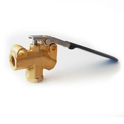 Set of 10 Carpet Cleaning Brass Wand Angle Valves