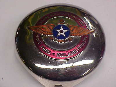 WW2 Naval Aircraft Factory Propeller Nut Cover