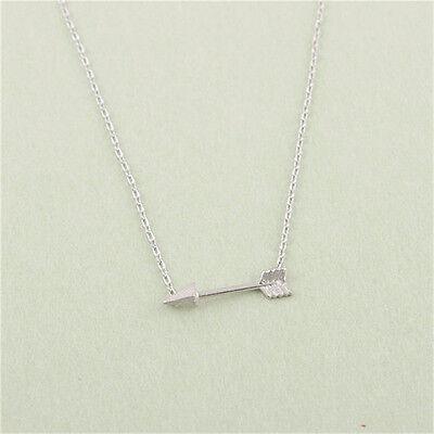 One Direction Arrow Women Fashion Pendant Collar Choker Chain Necklace QWC