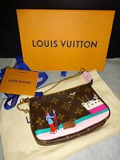 LOUIS VUITTON MONOGRAM TRANSATLANTIC Mini Pochette NUOVO CON SCATOLA MADE IN FRANCE