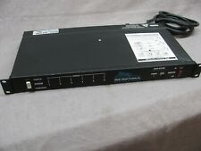 Middle Atlantic PDS-620R Power Sequencer 20 Amp 6 Switched Outlets rack PDU