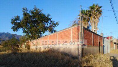 Terreno en venta- San Agustín Yatareni, Propiedad privada