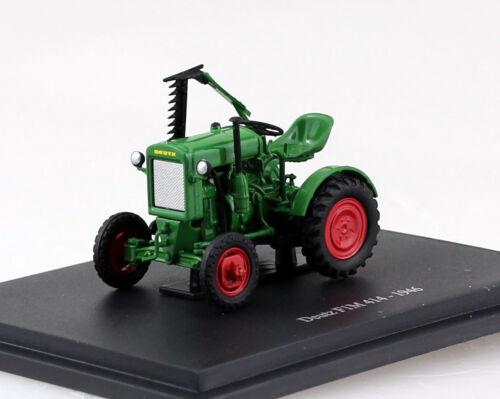 Deutz F1M 414 1946 Traktor 1:43 Hachette/UH Modellauto